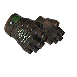 ★ Hydra Gloves | Emerald (Battle-Scarred)