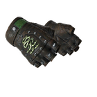 ★ Hydra Gloves | Emerald (Field-Tested)
