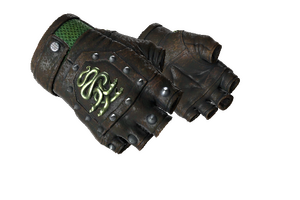 Hydra Gloves Emerald Field Tested
