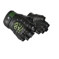 ★ Hydra Gloves | Emerald <br>(Minimal Wear)