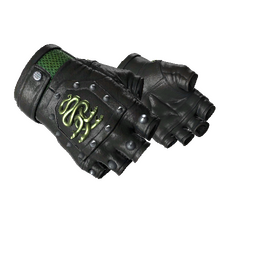 ★ Hydra Gloves | Emerald (Minimal Wear)
