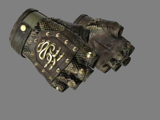 ★ Перчатки «Гидра» | Гремучая змея (После полевых испытаний)