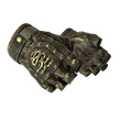 ★ Hydra Gloves | Rattler <br>(Battle-Scarred)