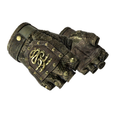 ★ Hydra Gloves | Rattler (Battle-Scarred)