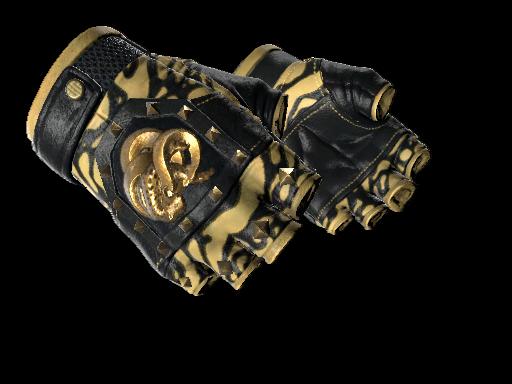 ★ Broken Fang Gloves | Yellow-banded