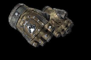 Bloodhound Gloves Bronzed Battle Scarred