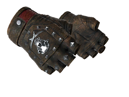★ Bloodhound Gloves | Charred Battle-Scarred