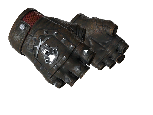 Bloodhound Gloves | Charred Well-Worn