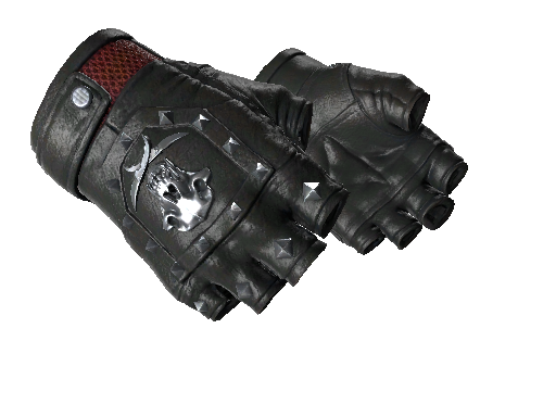 ★ Bloodhound Gloves | Charred (Minimal Wear)