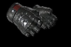 Bloodhound Gloves Charred Minimal Wear