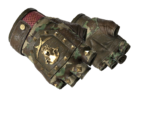 ★ Bloodhound Gloves | Guerrilla (Field-Tested)