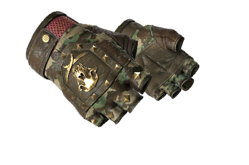 ★ Bloodhound Gloves | Guerrilla (Field-Tested) Prices