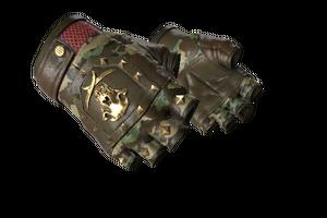 Bloodhound Gloves Guerrilla Minimal Wear