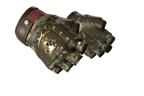 ★ Bloodhound Gloves | Guerrilla (Factory New) Prices
