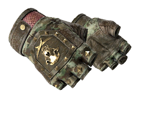 ★ Bloodhound Gloves | Guerrilla Battle-Scarred