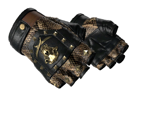 ★ Bloodhound Gloves | Snakebite (Minimal Wear)