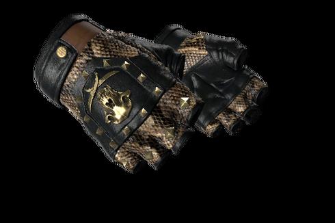 ★ Bloodhound Gloves | Snakebite (Minimal Wear) Prices