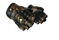 ★ Bloodhound Gloves | Snakebite (Factory New)