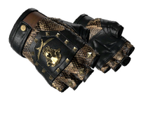 Skin ★ Bloodhound Gloves | Snakebite