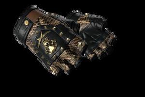 Bloodhound Gloves Snakebite Minimal Wear