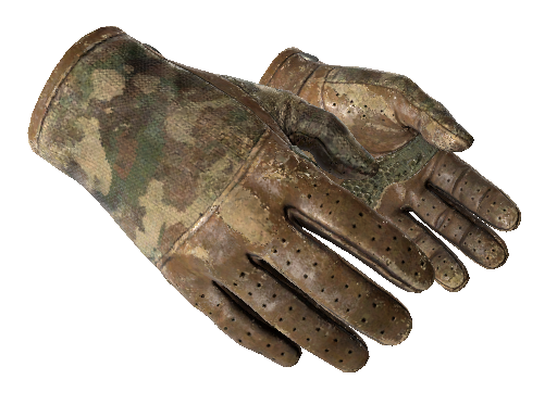 Driver Gloves | Convoy Battle-Scarred