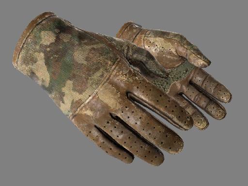 ★ Водительские перчатки | Конвой (Закаленное в боях)