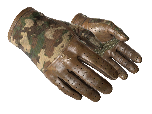 ★ Driver Gloves | Convoy (Well-Worn)