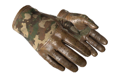 ★ Driver Gloves | Convoy (Well-Worn) Prices