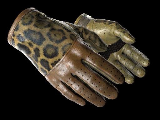 ★ Driver Gloves | Queen Jaguar