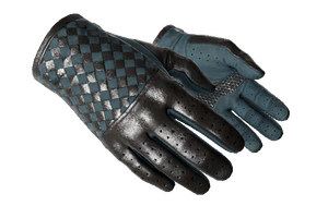 Driver Gloves Lunar Weave Minimal Wear