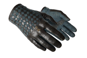 Driver Gloves Lunar Weave Well Worn