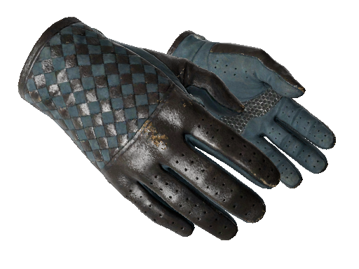 ★ Driver Gloves | Lunar Weave Field-Tested