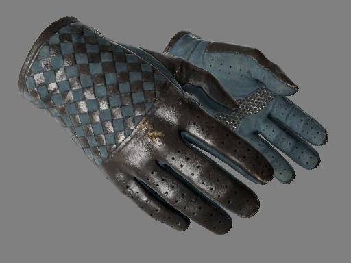 ★ Driver Gloves | Lunar Weave
