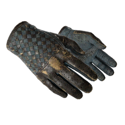 ★ Driver Gloves | Lunar Weave (Battle-Scarred)