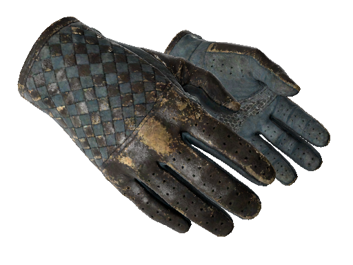 ★ Driver Gloves | Lunar Weave Battle-Scarred