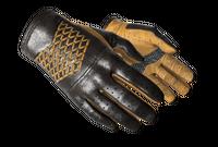 ★ Driver Gloves | Overtake (Minimal Wear)