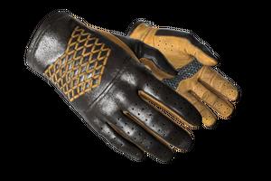 Driver Gloves Overtake Minimal Wear