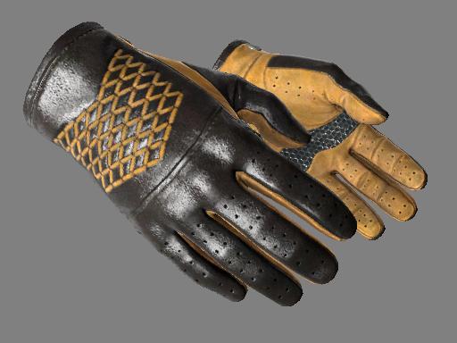 ★ Driver Gloves | Overtake