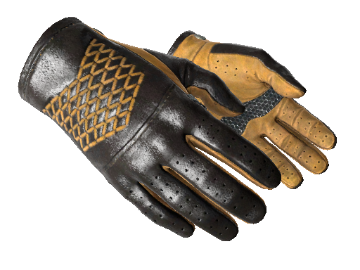 ★ Driver Gloves | Overtake (Minimal Wear)