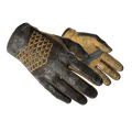 ★ Driver Gloves | Overtake <br>(Battle-Scarred)