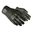 ★ Driver Gloves | Racing Green (Field-Tested)