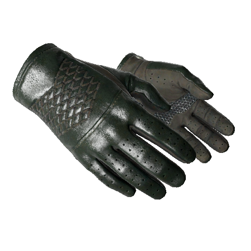 Driver Gloves | Racing Green - gocase.pro