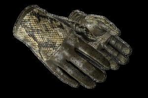 Driver Gloves Diamondback Battle Scarred
