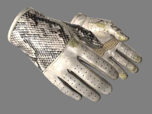 Driver Gloves | King Snake Field-Tested
