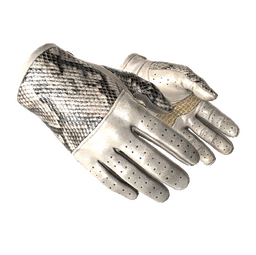 ★ Driver Gloves | King Snake (Minimal Wear)