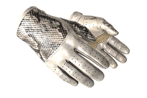 Driver Gloves King Snake Minimal Wear