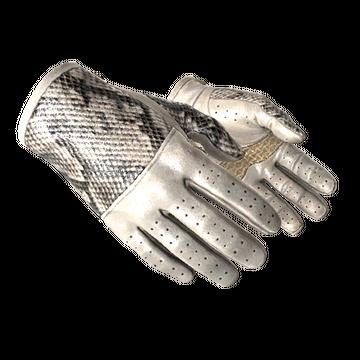 ★ Водительские перчатки | Королевский змей
