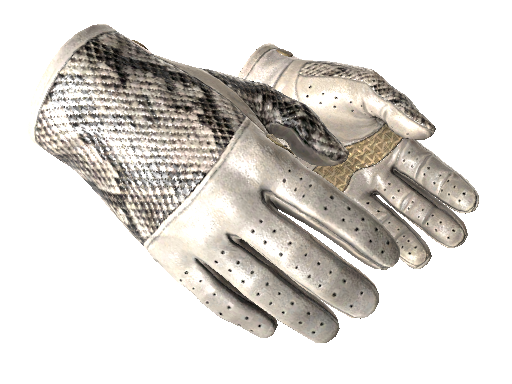 ★ Driver Gloves | King Snake (Factory New)
