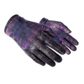 ★ Driver Gloves | Imperial Plaid <br>(Battle-Scarred)