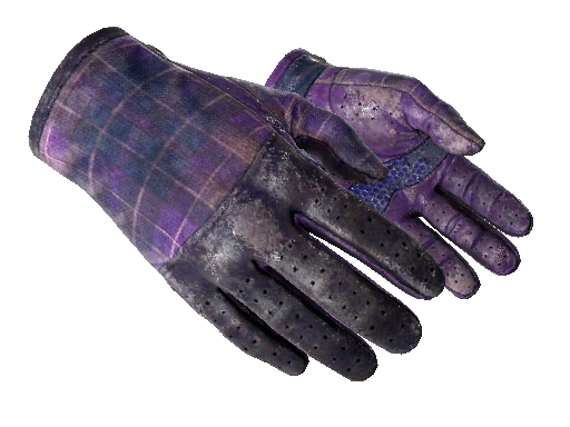★ Driver Gloves | Imperial Plaid Battle-Scarred